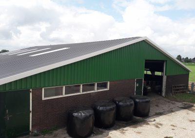 Twisk – dak en gevelrenovatie