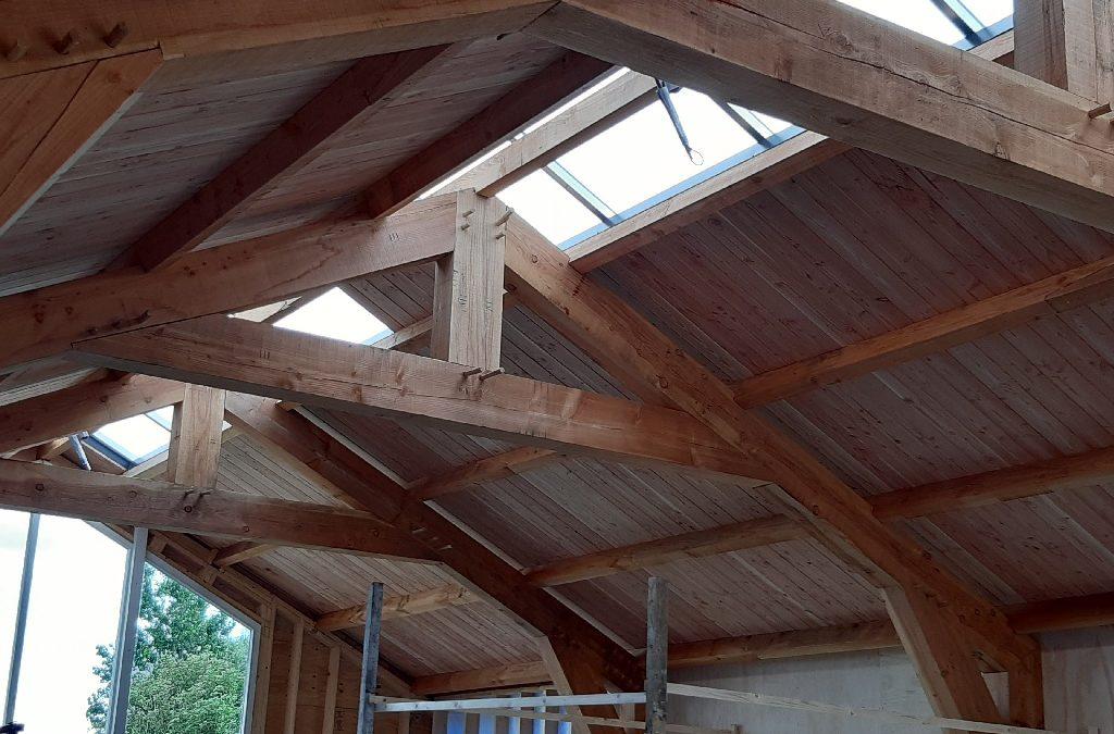 Den Hoorn (Texel) – Nieuwbouw dak