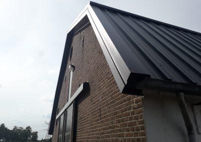 Groessen – dak renovatie